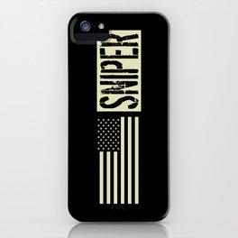 U.S. Military: Sniper iPhone Case