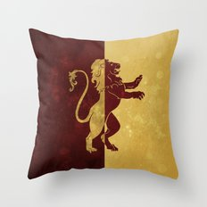 Gryffindor Throw Pillow