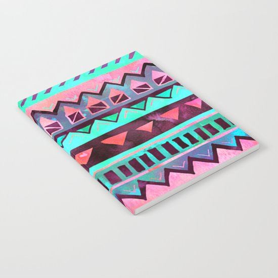 Tribal Pattern 05 Notebook