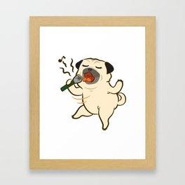 Sing Sing Sing Framed Art Print