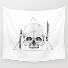 The Graveyard Club Wall Tapestry