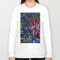 crystal Long Sleeve T-shirts featuring Crystal by Stephen Linhart