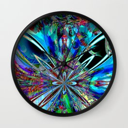 Under The See* Is Were You'll Beee!* Wall Clock