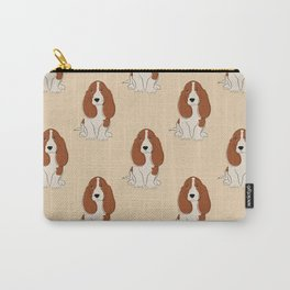 Basset Hound - My Face Says It All! Carry-All Pouch