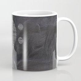 Fa key on chalkboard Coffee Mug