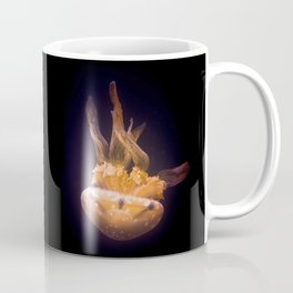 Diving Jellyfish Coffee Mug