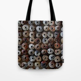 Slices of life Tote Bag