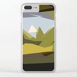 Salida3 Clear iPhone Case