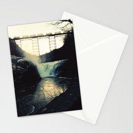 trestle dusk Stationery Cards