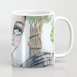 Daniela and elephant Coffee Mug