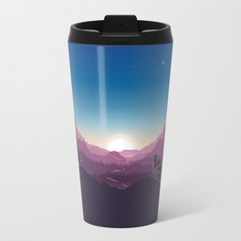 I have gone to the forest Travel Mug