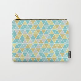 Triangulate Carry-All Pouch