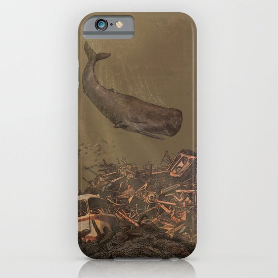 The Last Whale  iPhone & iPod Case