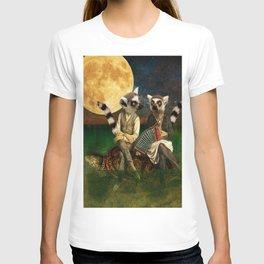 Lemur Date T-shirt