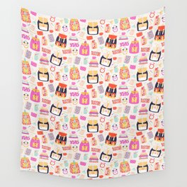 Back to school Wall Tapestry