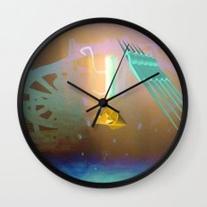 Basmekfi Wall Clock