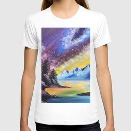 Interstellar Landscape T-shirt