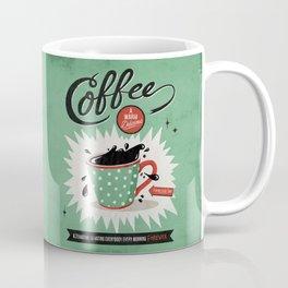 Saved By Coffee Coffee Mug