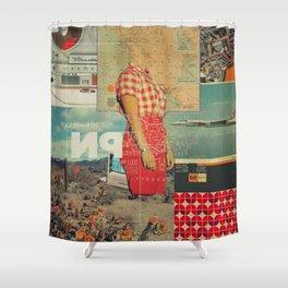 NP1969 Shower Curtain