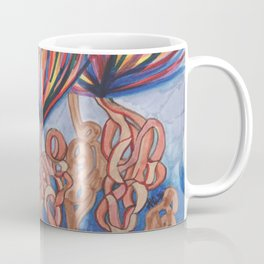 Knot Flowers Coffee Mug