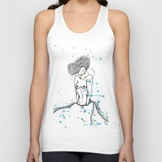 Real Fly Belle Unisex Tank Top