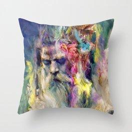 Mahavakya Throw Pillow