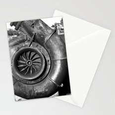 Turbo Rust Stationery Cards