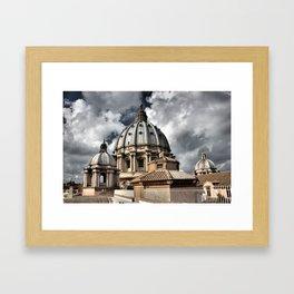 The Vatican, Rome Framed Art Print