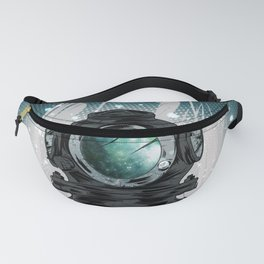 Deep Space Diver Fanny Pack