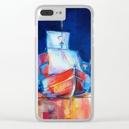"""Pirates"" by Diana Grigoryeva Clear iPhone Case"