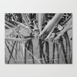 Incompatible With Canvas Print