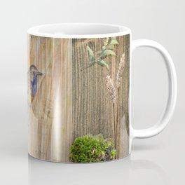 Bird and Spring Nature Collection Coffee Mug