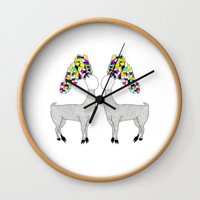 Cervo Wall Clock