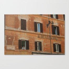 albergoabruzzi Canvas Print