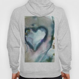 Heart Dreams 4O by Kathy Morton Stanion Hoody