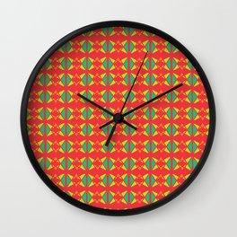 Mosaico de Block Wall Clock