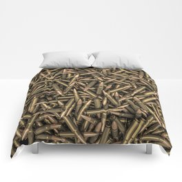 Rifle bullets Comforters