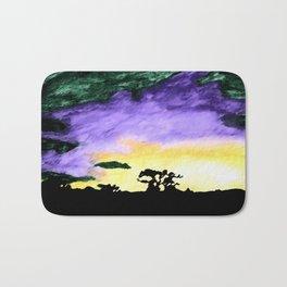 Treescape(Dark) Bath Mat