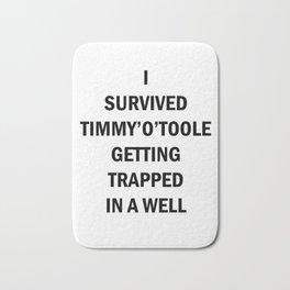 Little Timmy Bath Mat