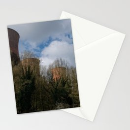 Cooling Towers Of Ironbridge Stationery Cards