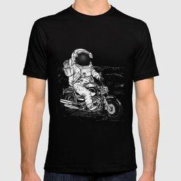 Moon Biker T-shirt