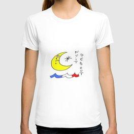 Nuit debout (Standing Night) T-shirt