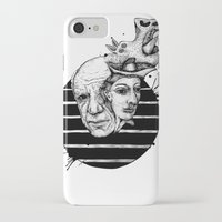 picasso iPhone & iPod Cases featuring Picasso by Benson Koo