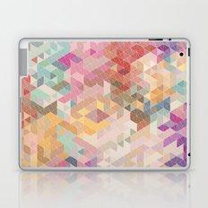 Soft Mini Triangles Laptop & iPad Skin