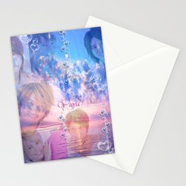 Bubbly Tego Stationery Cards
