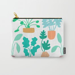 Houseplant Garden Carry-All Pouch