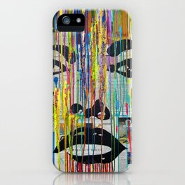 Angel Eyes iPhone Case