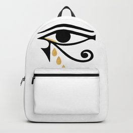 ALL SEEING CRY - Eye of Horus Backpack