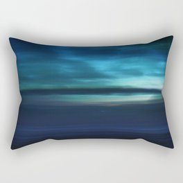 Approved to Dream - Landcape abstract Rectangular Pillow