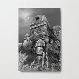 Roche Rock, Cornwall, England, United Kingdom Metal Print